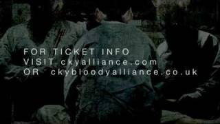 CKY Coming To UK & Ireland - Nov 1st - 7th