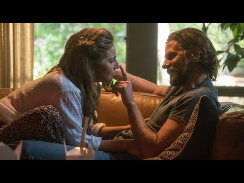 Lady Gaga And Bradley Cooper Behind Scenes A Star Is Born