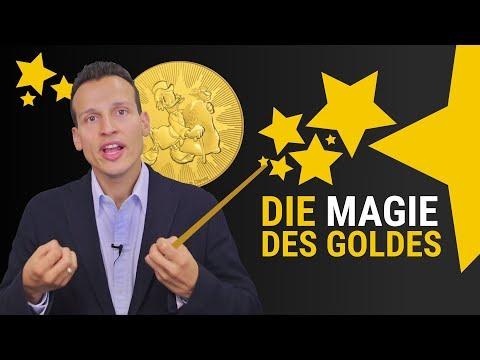 DIE MAGIE DES GOLDES