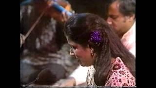 Sudha Malhotra - Tum mujhey bhool bhi jaao to - Sahir.avi