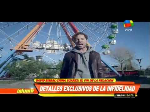 """La infidelidad terminó con el amor entre la """"China"""" Suárez y Bisbal"""