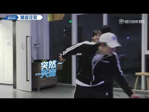 Dance Battle. Kim Samuel And Zhou Zhennan Vs JA And Eric