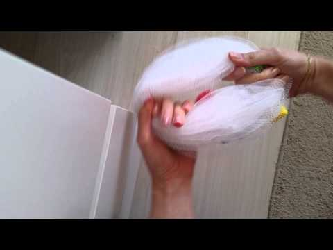 Как сделать мочалку