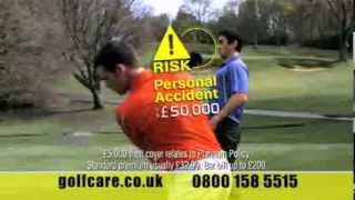 Golf Care TV Advert for Sky Sports