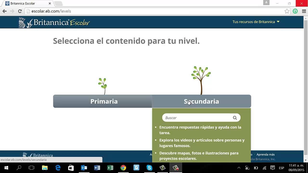 Britannica Escolar | Britannica Escolar Youtube