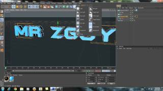 How To Make 3D Intro Cinema 4D EASY