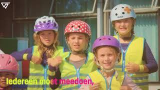 Campagnelied Helm Op Fluo Top