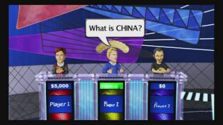 The Sons Play Jeopardy (for the Wii U) Part 1!