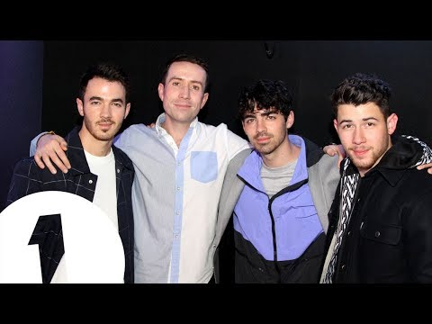 "The Jonas Brothers: 2008 v 2019 – ""you sound like a cartoon character?!"""