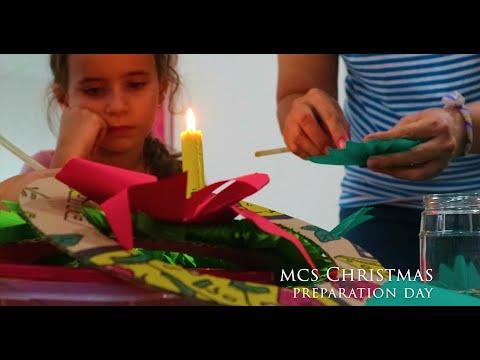 Preparing for Christmas! | Montessori Community School