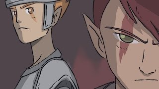 How to draw Zak & Lon from Sendokai Champions | Cómo dibujar a | Desafio Champions | fan art