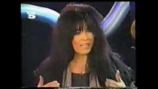 Zed Yago on German Tv , Interview in 1988