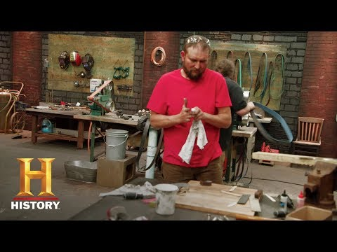 Forged in Fire: Bladesmith Injuries (S1, E1)