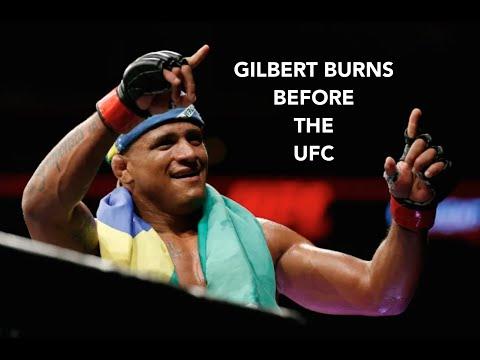 Gilbert Burns - Before The UFC [HELLO JAPAN]