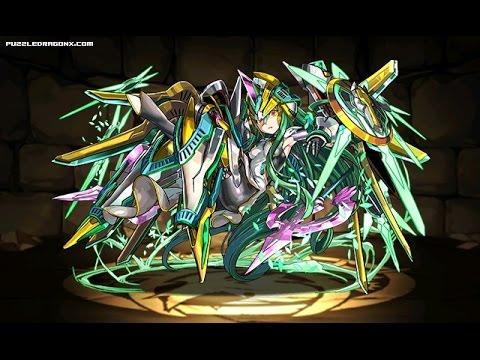 Machine Athena Descended!  Tamazo X Awoken Odin Farm Team
