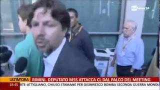 Mattia Fantinati (M5S):Rainews24 - Comunione e Liberazione