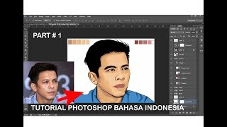 tutorial photoshop vector vexel khusus pemula part # 1