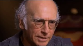 "Larry David: another ""rare"" interview 2015"