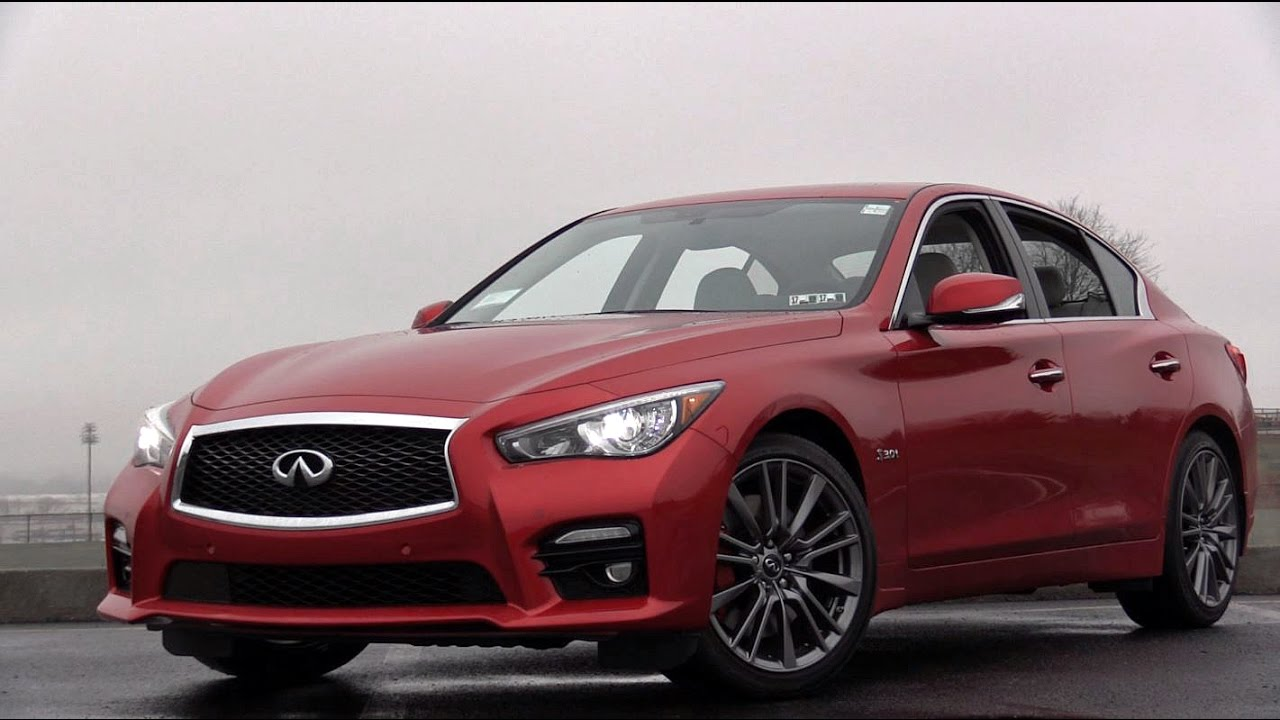 2017 Infiniti Q50 Red Sport 400 Review