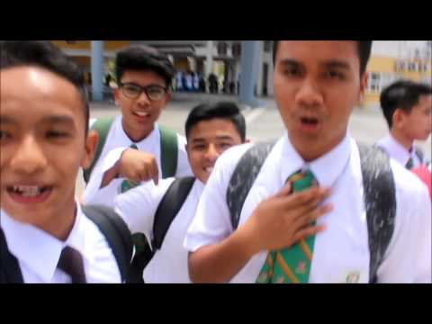 SMK MEDINI a day with me (Chainsmoker - Roses ft. ROZES)