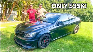 The BEST Mercedes AMG Car For Under $35,000!