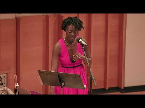 Ecstatic Music: Nathalie Joachim & Spektral Quartet - Fanm D'Ayiti