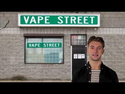 Best Vape Street Shop in Abbotsford, BC