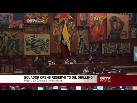 Changes in Ecuador's energy initiatives