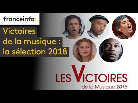 Victoires de la musique : la sélection 2018