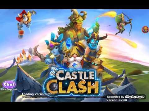 Castle Clash Guild Invite Vid