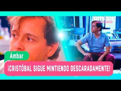Ámbar - ¡Cristóbal sigue mintiendo descaradamente! - Mejores Momentos / Capítulo 78