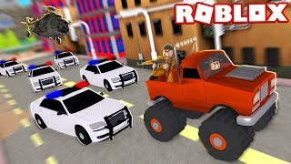 BUYING THE $1,000,000 MONSTER TRUCK IN ROBLOX! (Roblox Jailbreak)