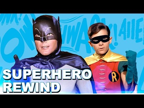 "Superhero Rewind: Top 10 Batman (1966) Episodes Part 1  ""5 of the Best"""