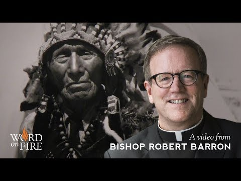 Bishop Barron on Black Elk and the Need for Catechists