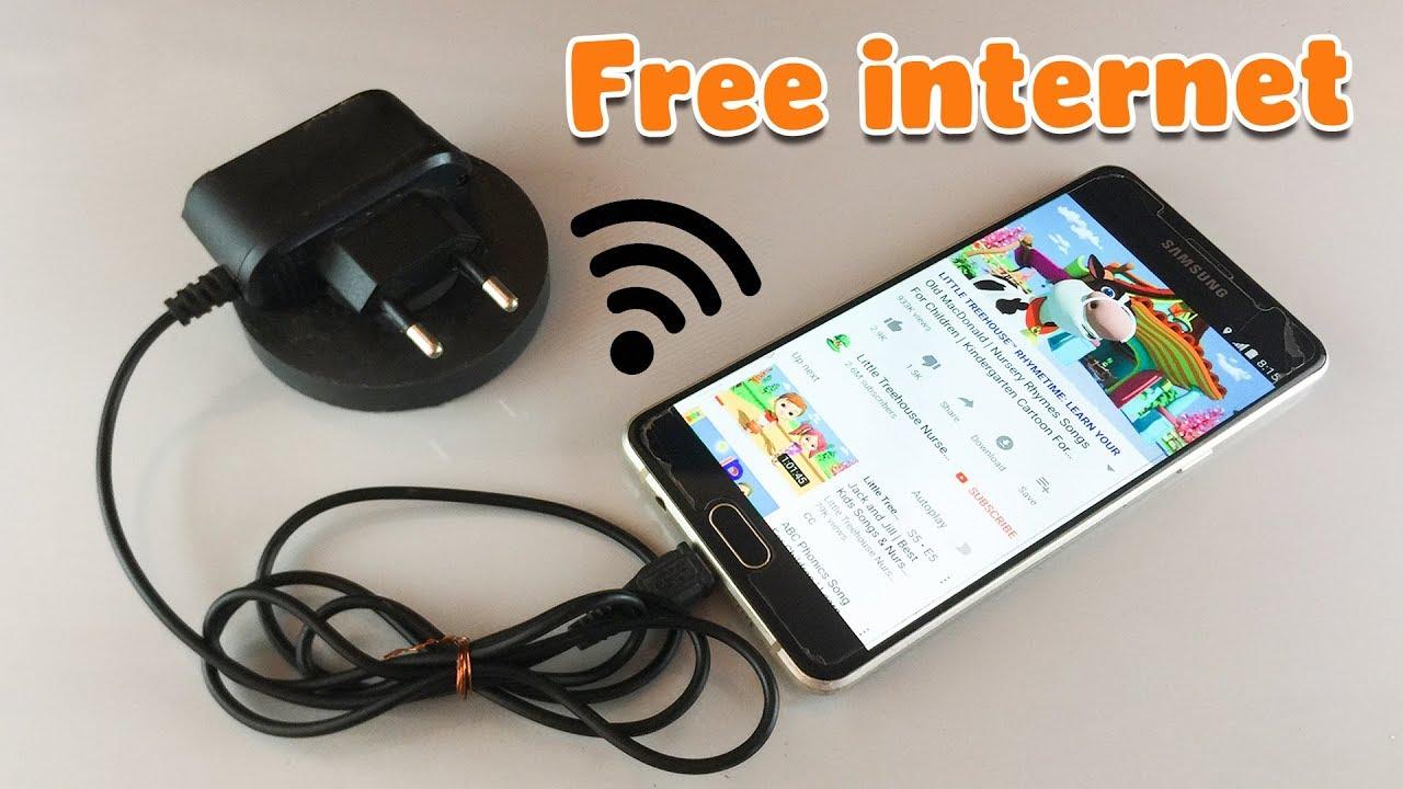 Get Free Unlimited Internet 100% Working -  Free intetnert 2019
