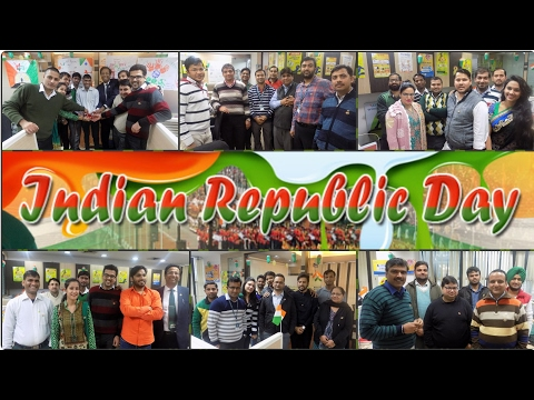 Republic Day Celebrations 2017 | Wings Biotech Office