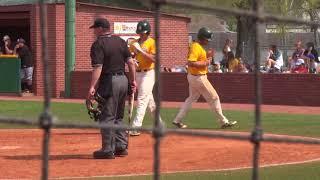 Arkansas Tech Baseball vs. East Central (03/31/18) - Highlights
