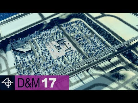 Creating a Sunken Park | Unmodded Cities: Skylines – Design and Manage, Part 17