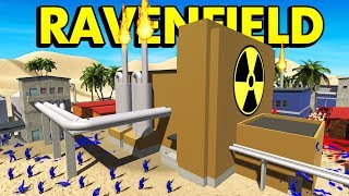 MYSTERIOUS FACTORY IN RAVENFIELD (Ravenfield Funny Gameplay)