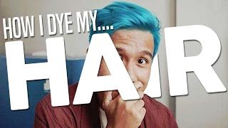 HOW I DYE MY HAIR