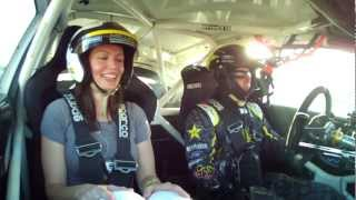 Rallycross360: My Ride-Along in a Rallycross Car with Tanner Foust