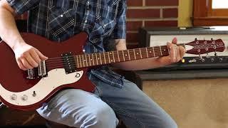 the rolling stones- -dead flowers- : open d tuning slide guitar arrangement - lesson