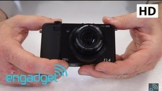 Samsung EX2F Camera Hands-On | Engadget