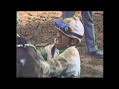 ANGEL CORDERO JR. - En Saratoga - 1988