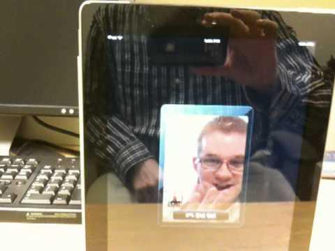 Skype on iPad 2