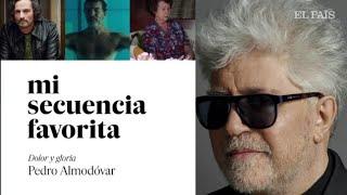 #GOYA2020 | La secuencia favorita de PEDRO ALMODÓVAR de 'DOLOR Y GLORIA'
