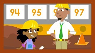 """Hundred Chart Construction"" by ABCmouse.com"