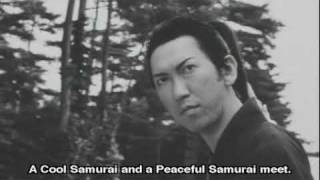 Trailer for Samurai Fiction