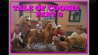 """🐎NEW SCHLEICH HORSE ORIGINAL SERIES!🐎""""The Tale Of Cookie"""" Part 3🐴 FIRST DAY TV"""