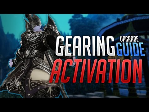 Revelation Online - Guide - Upgrading Your Gear Through Tier Activation